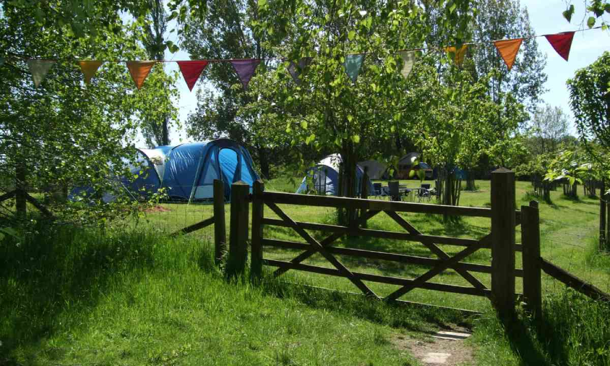 Cotswolds Camping, Cool Camping