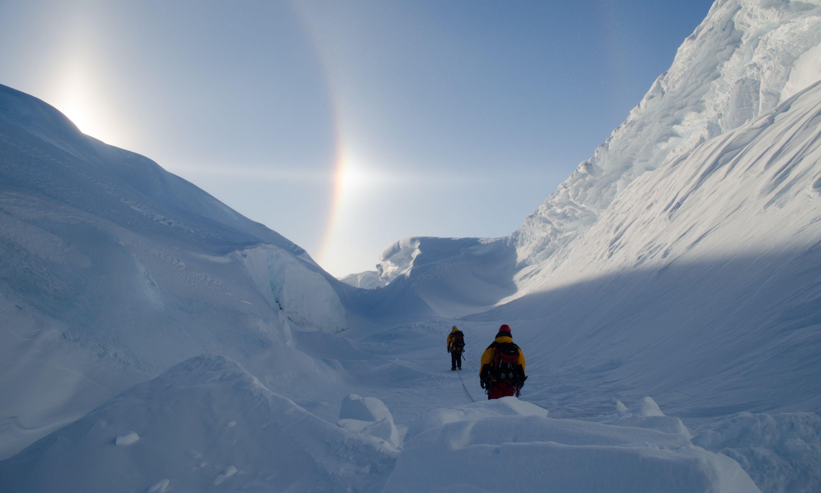 Solitude in Antarctica (Shutterstock.com)