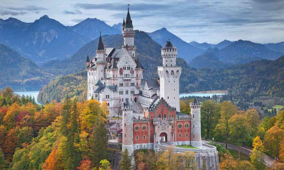 A little bit of Disney in Bavaria. Or vice versa. (Dreamstime)