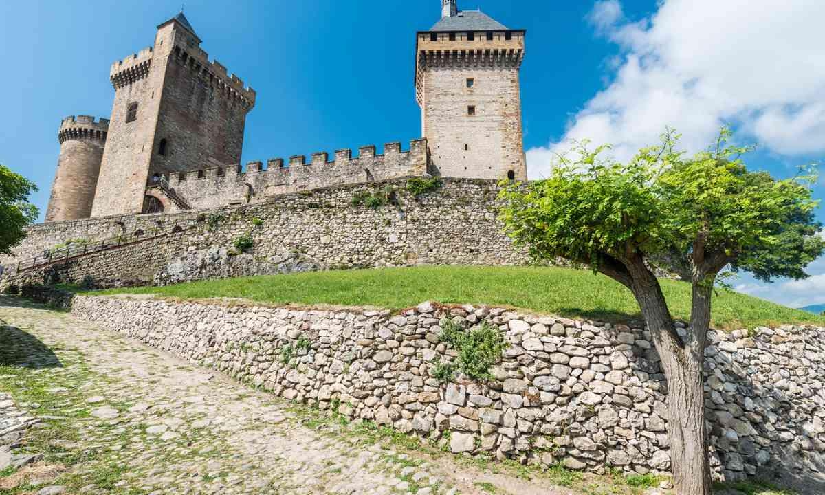 Château de Foix (Dreamstime)