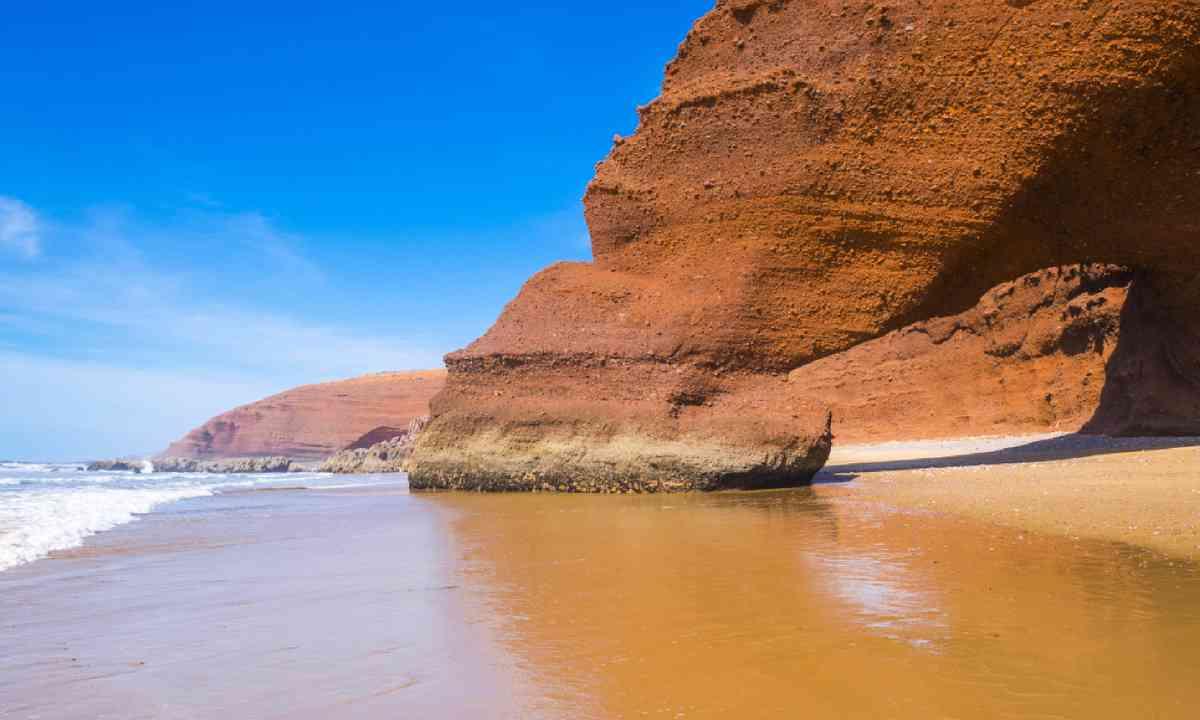 Legzira beach, Morocco (Shutterstock)