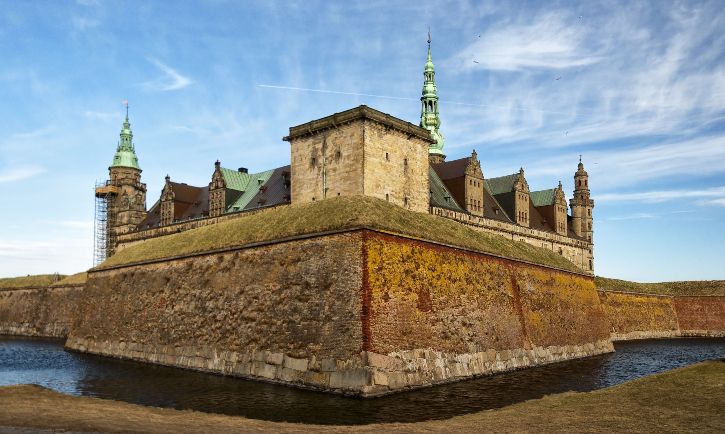 Alas, it's Kronberg Castle (Dreamstime)