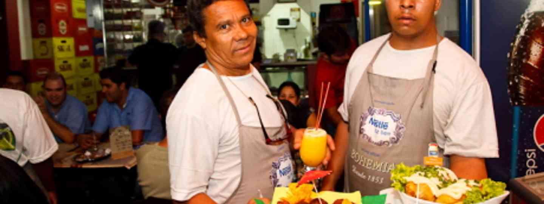 Brazilian Bar Food (Beto Eterovick)