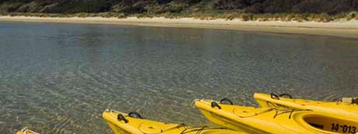 Tasmania Kayaking (Mark Eveleigh)