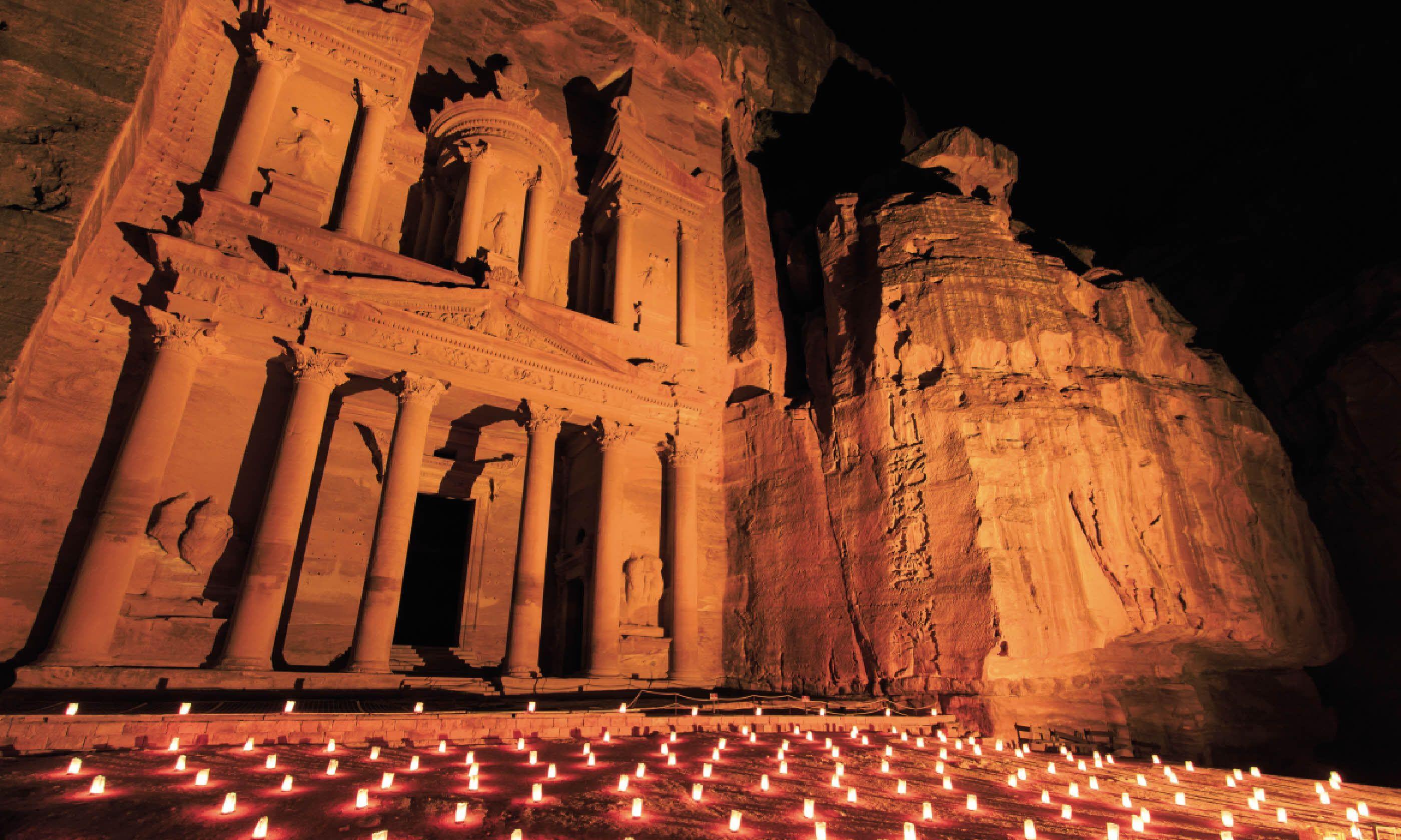 Petra, Jordan (Dreamstime)