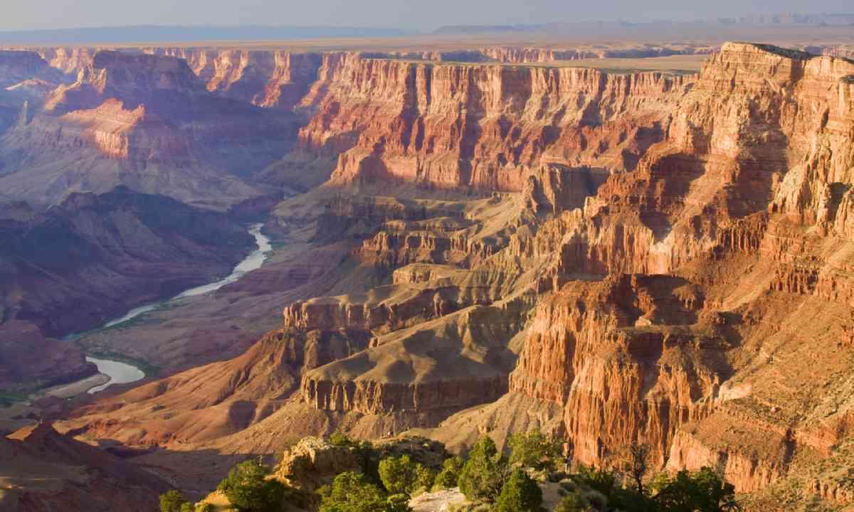 The Grand Canyon, Arizona (Shutterstock)