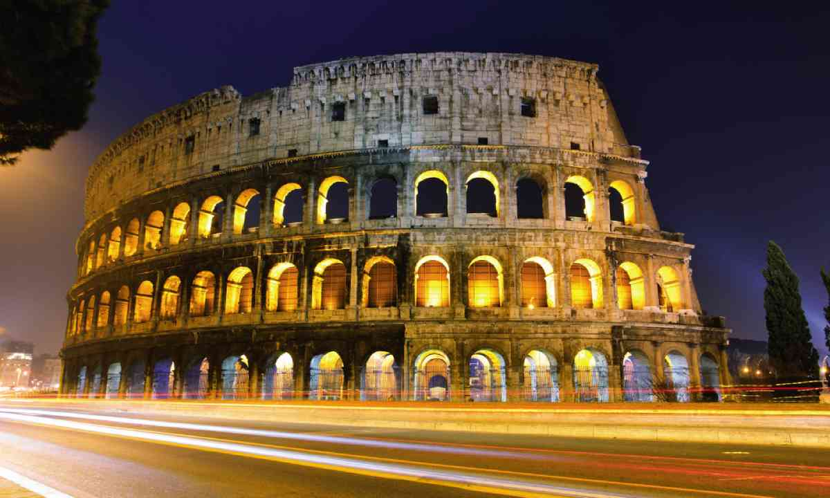 The Colosseum, Rome, Italy (Dreamstime)