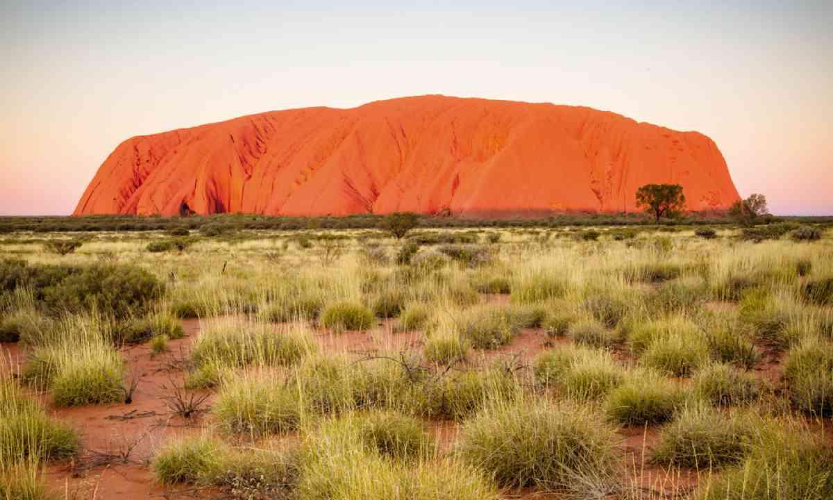 Uluru, Australia (Dreamstime)
