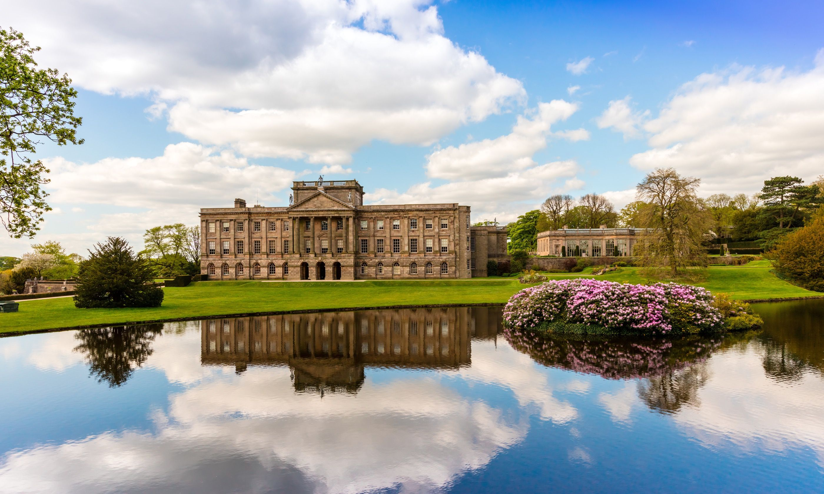 Lyme Park. Colin Firth not shown (Dreamstime)