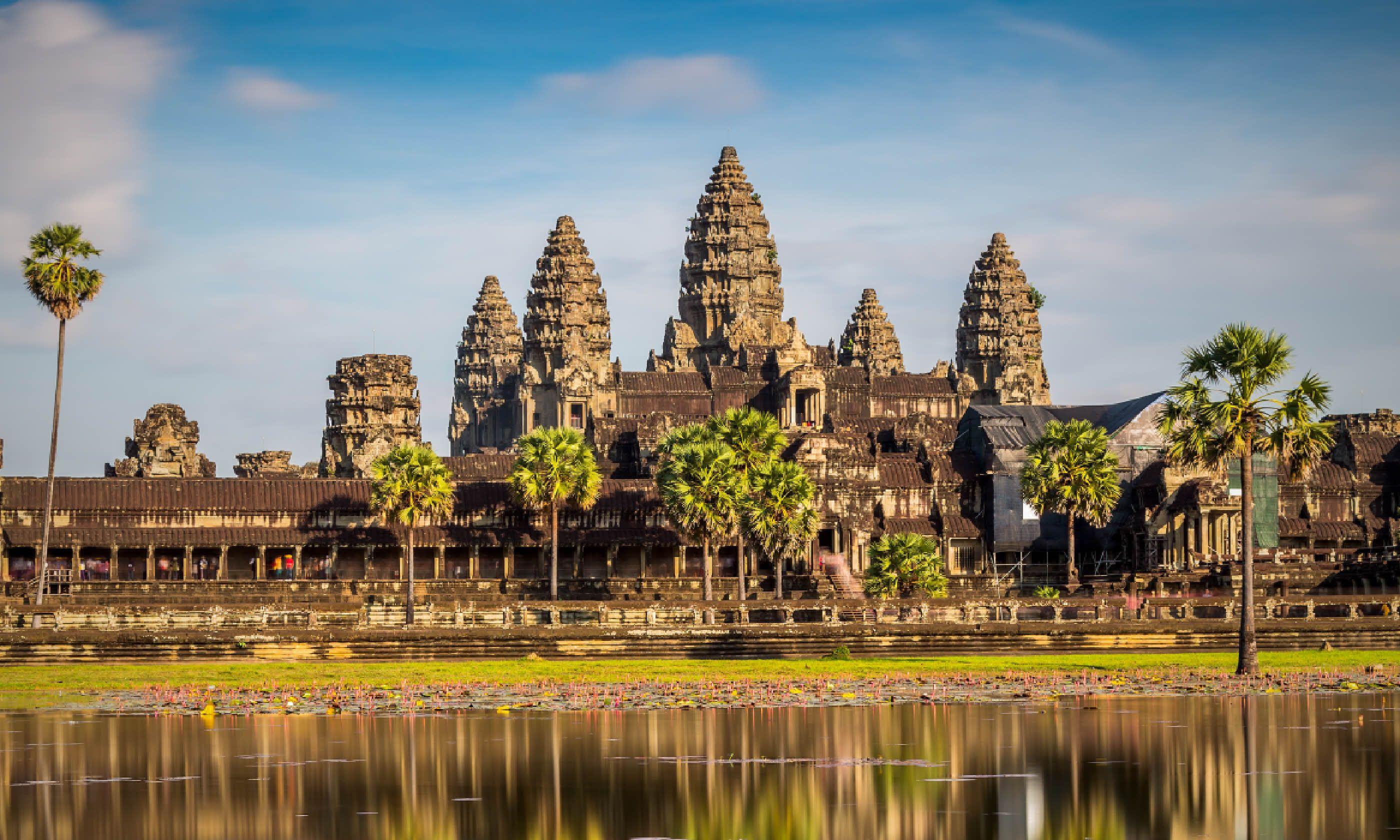 Angkor Wat, Cambodia (Shutterstock)