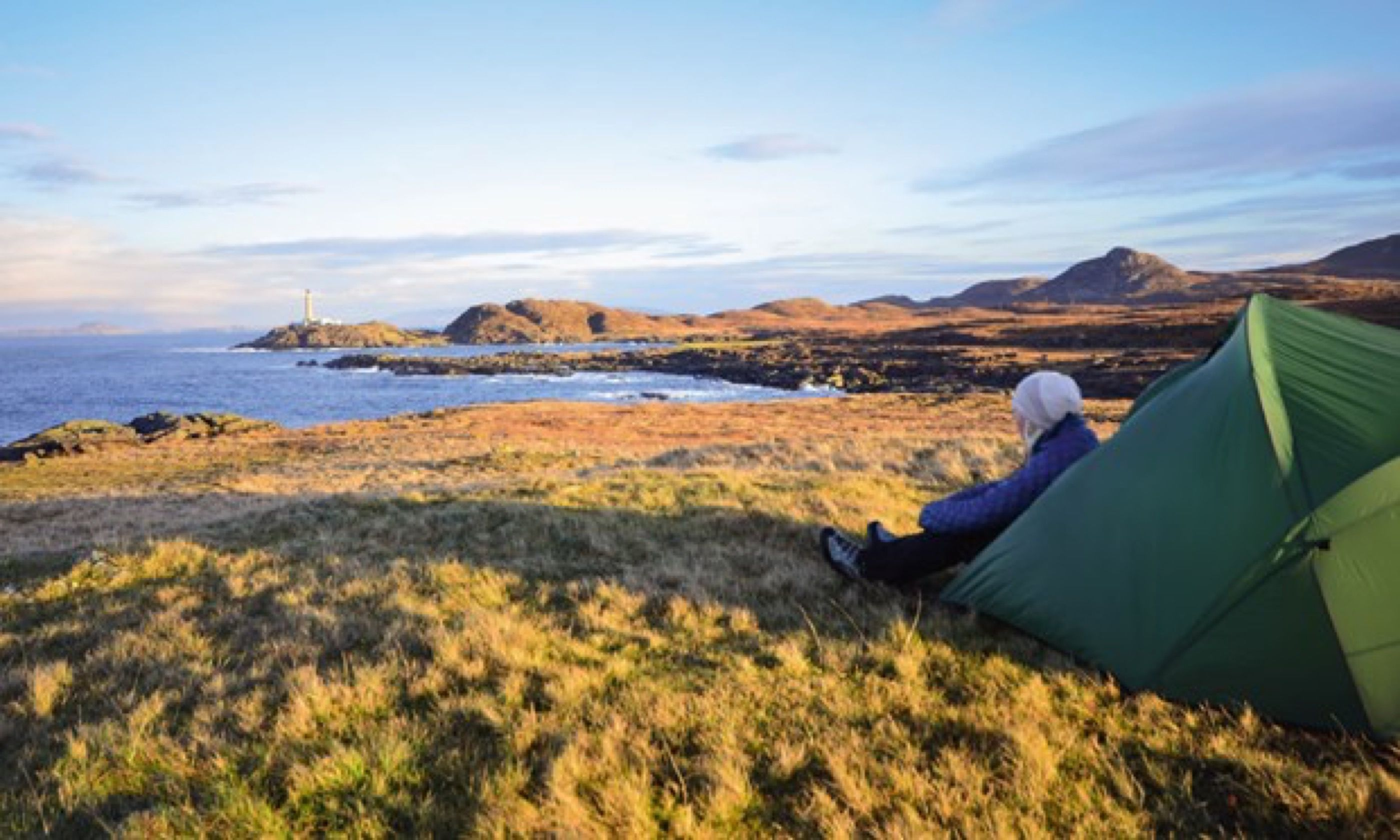 Wild camping in Scotland (Phoebe Smith/Wild Weekends)