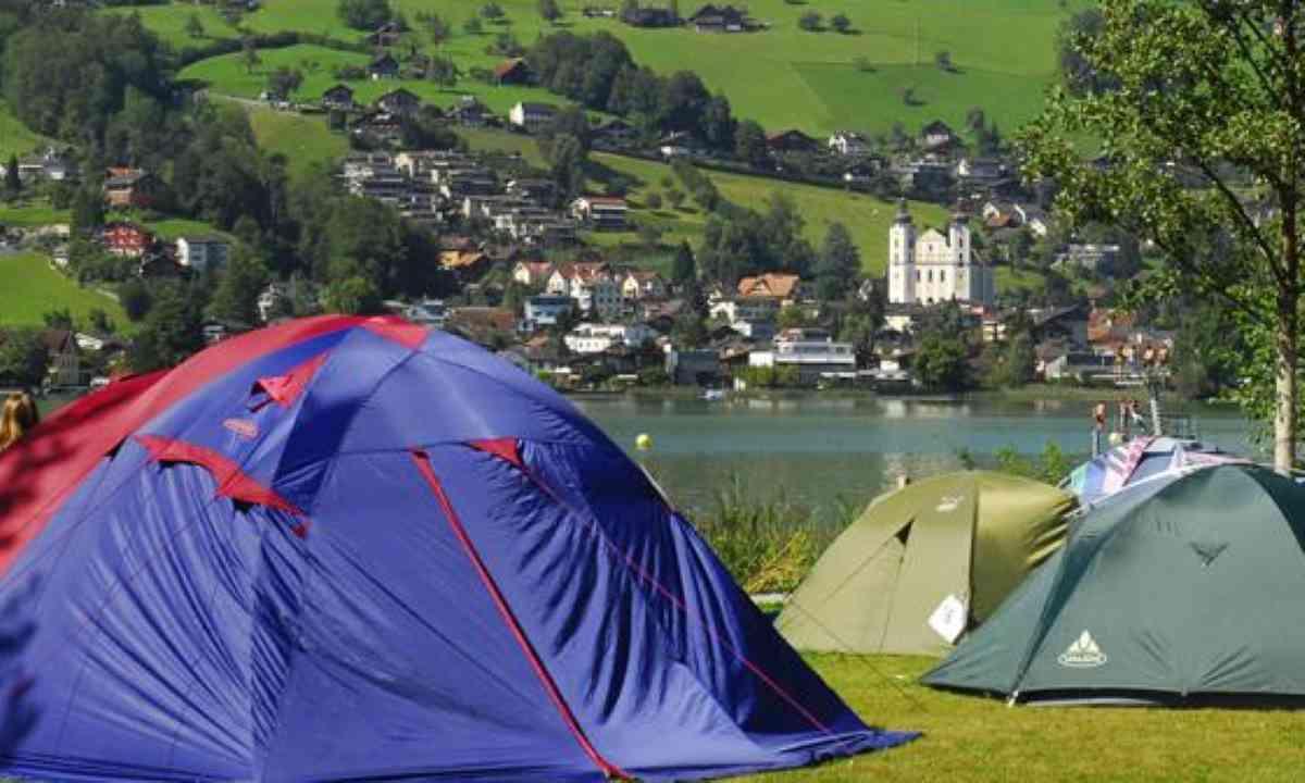 Camping International Lido Luzern (CILL)