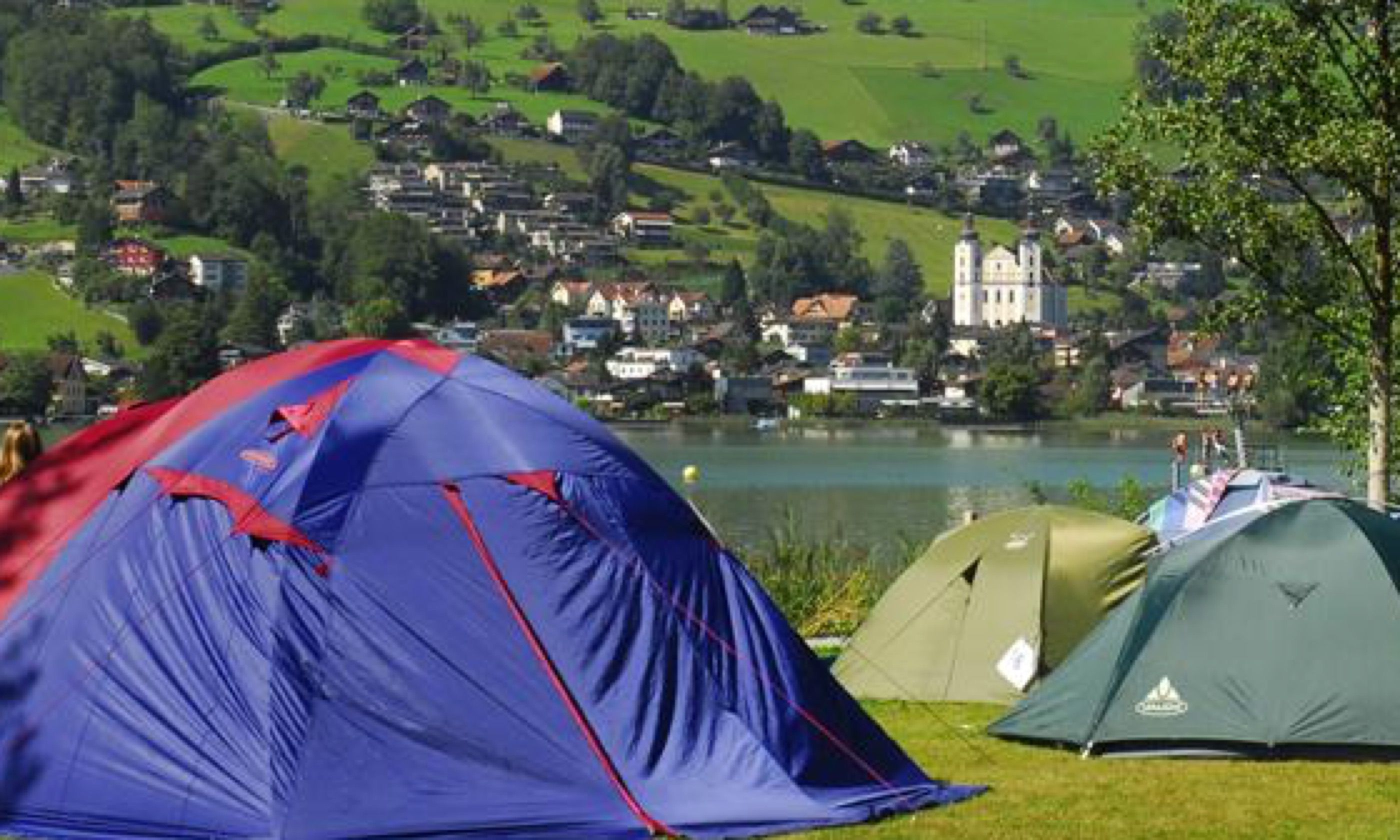 Camping International Lido Luzern (CILL)