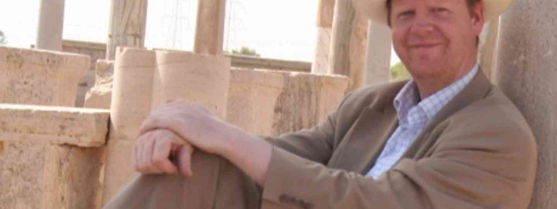 Eamonn Gearon in Libya