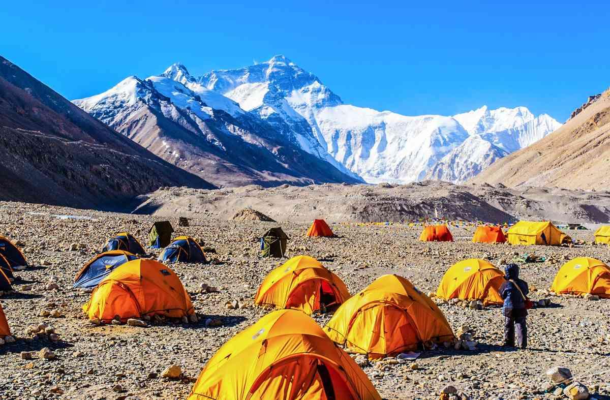 Everest Base Camp (Shutterstock.com)