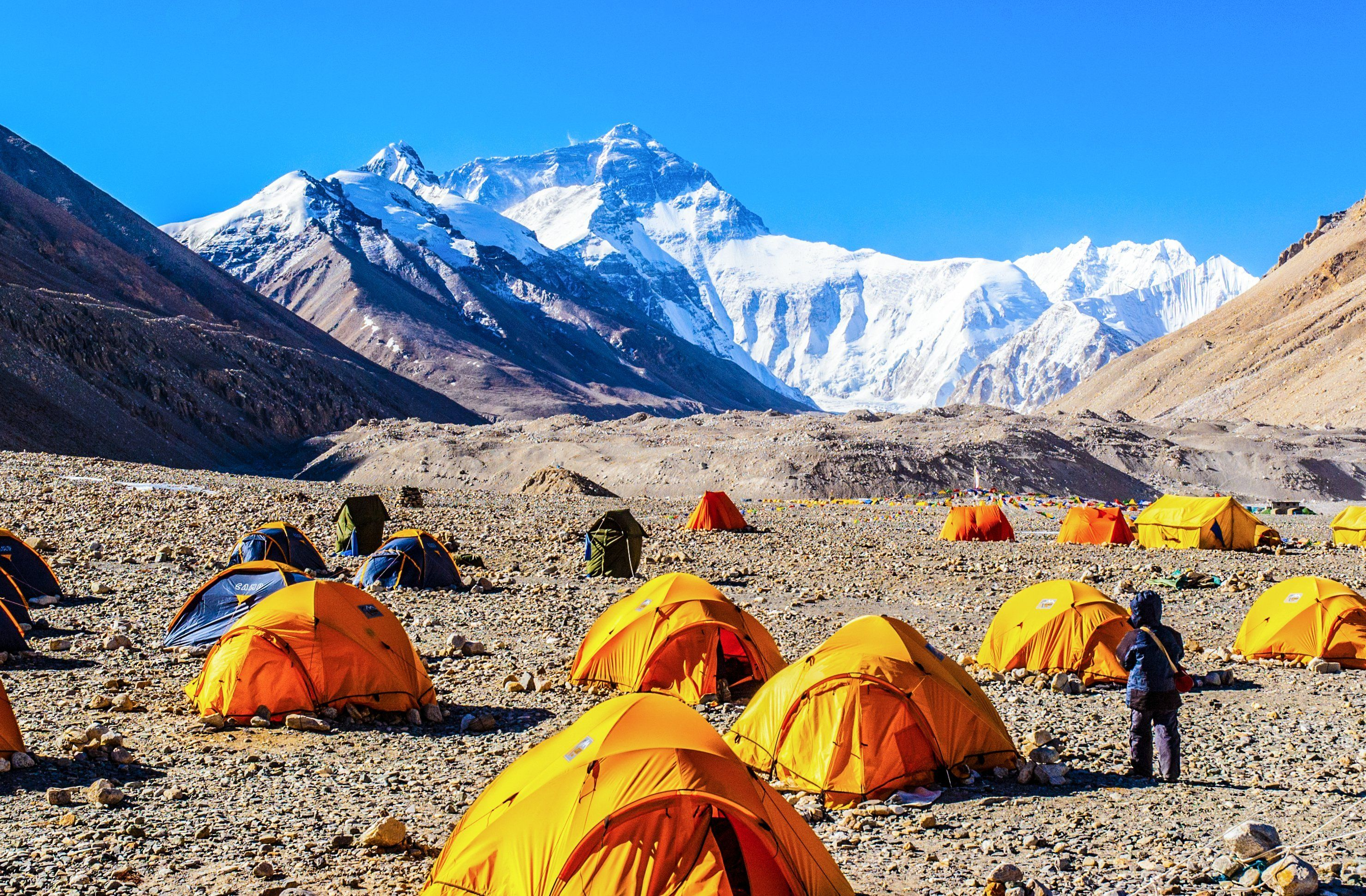 Everest Base Camp (Shutterstock.com)