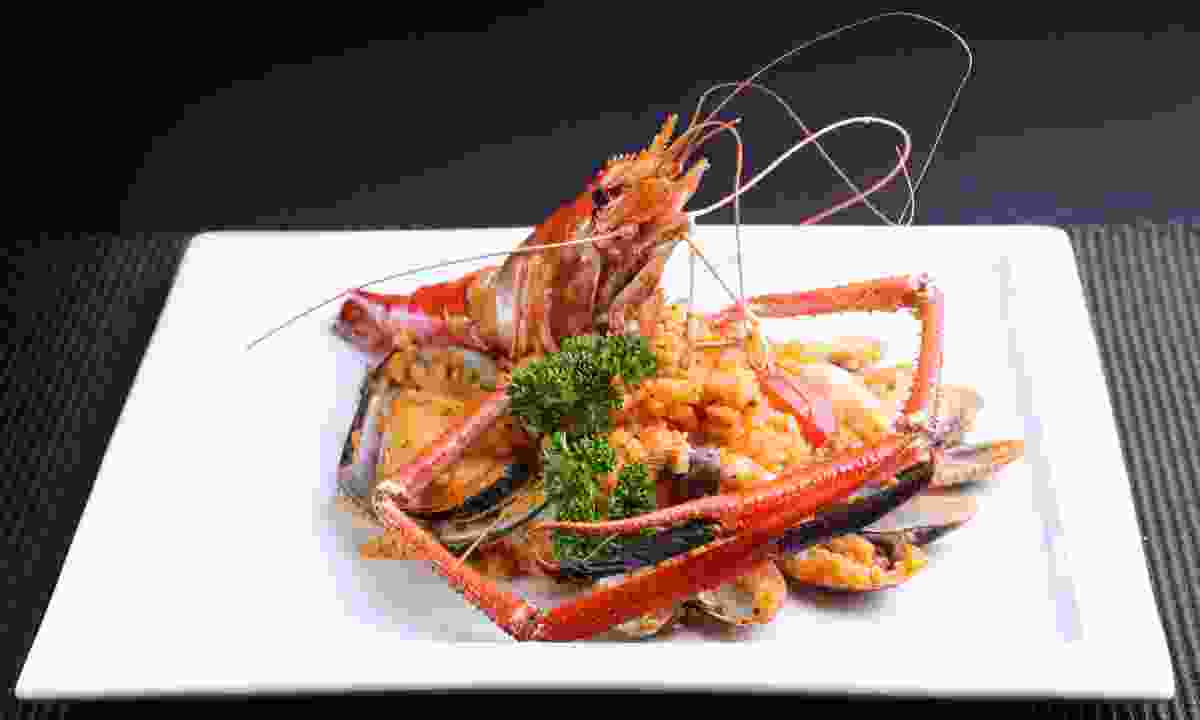 Seafood NZ-style (Dreamstime)