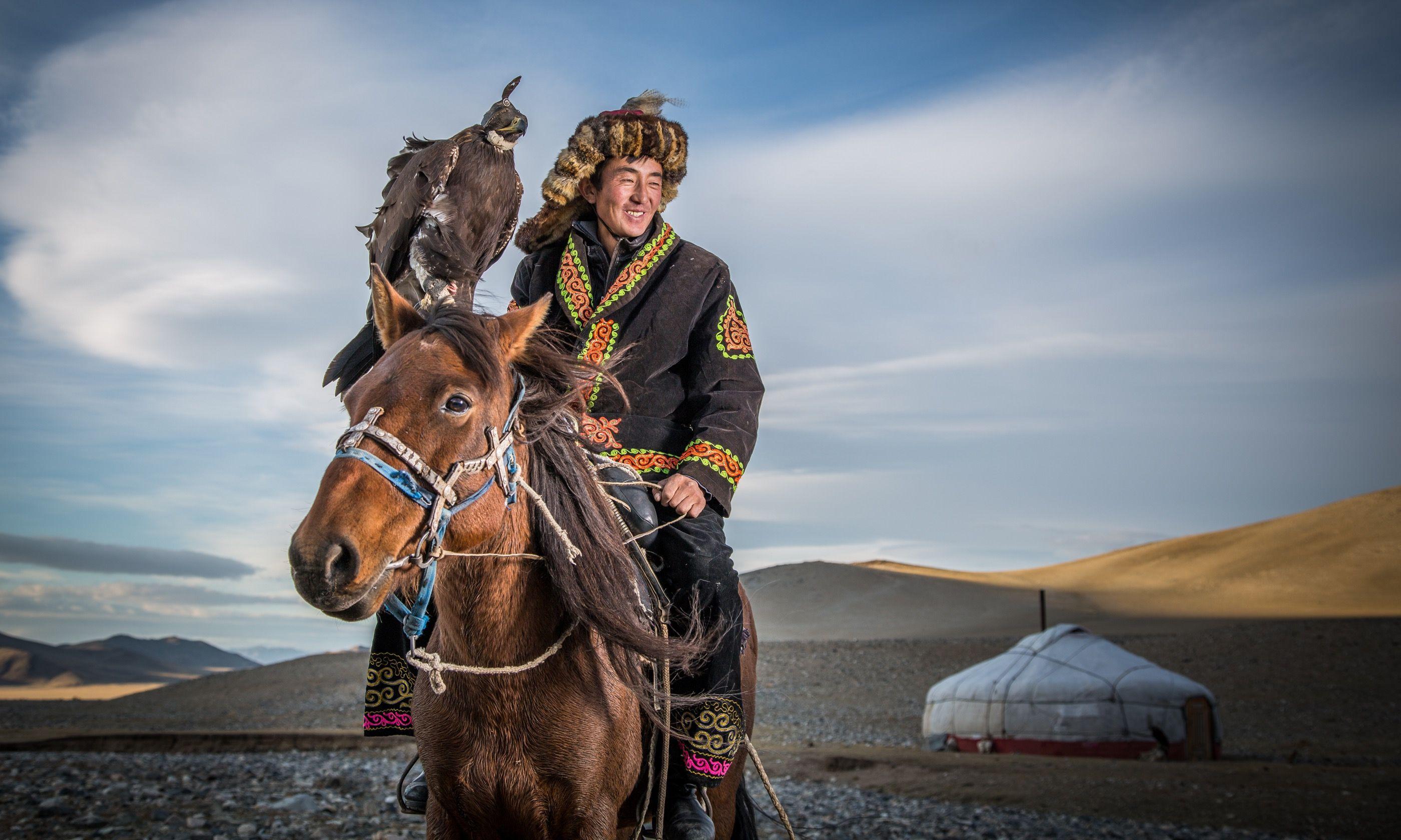 Your Mongolian room mates (Shutterstock.com)