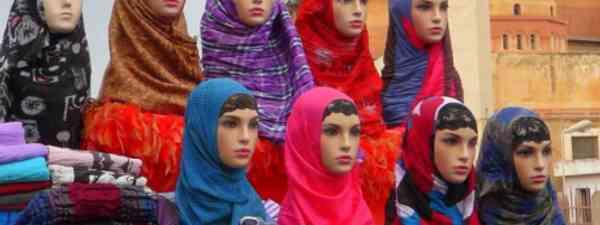 Mannequins in Tripoli (Travmaz)