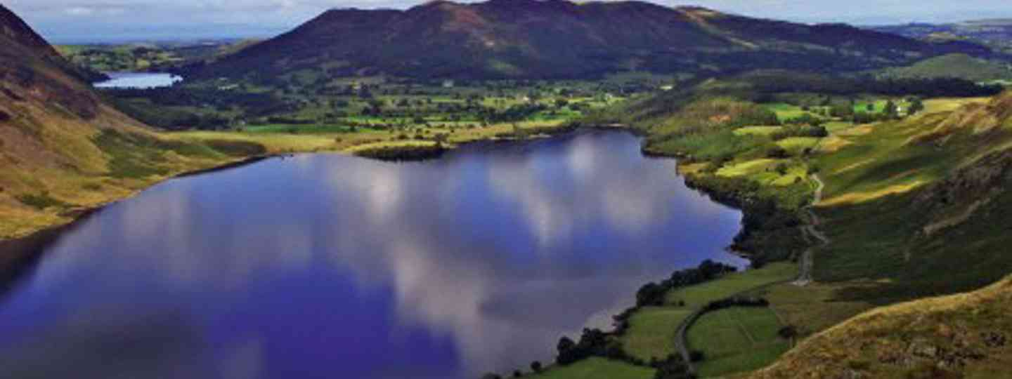 Visit the Lake District for cracking views, energy-sapping walks and pretty villages (Dreamstime)