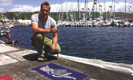 Ben Fogle in the Azores