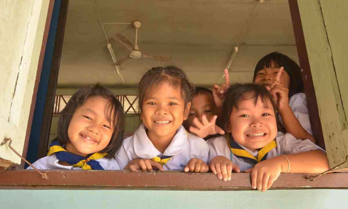 School children in Thailand (Shutterstock)