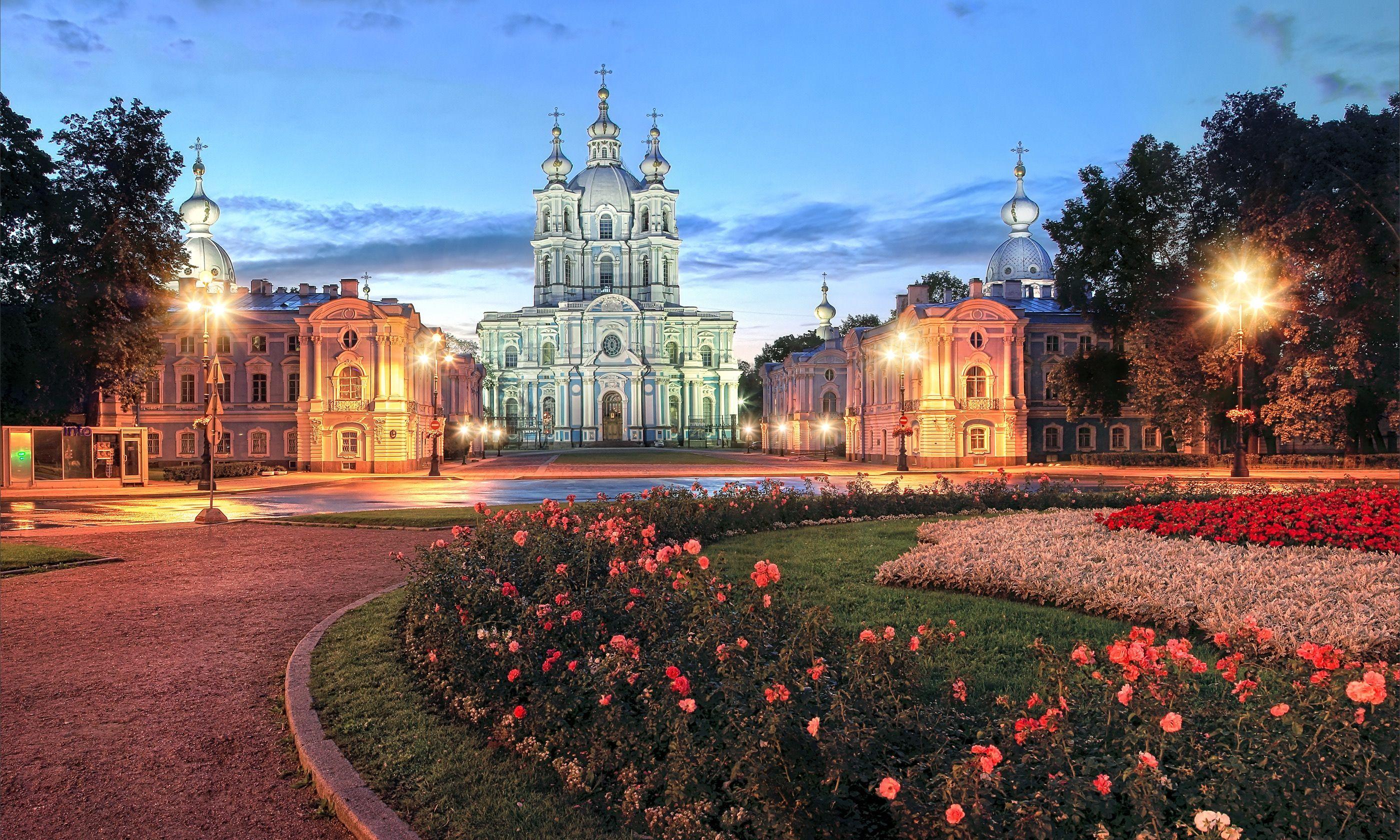 White Nights in St Petersburg (Shutterstock.com)
