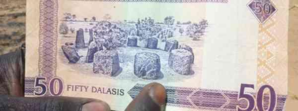 Gambian Stone Circle
