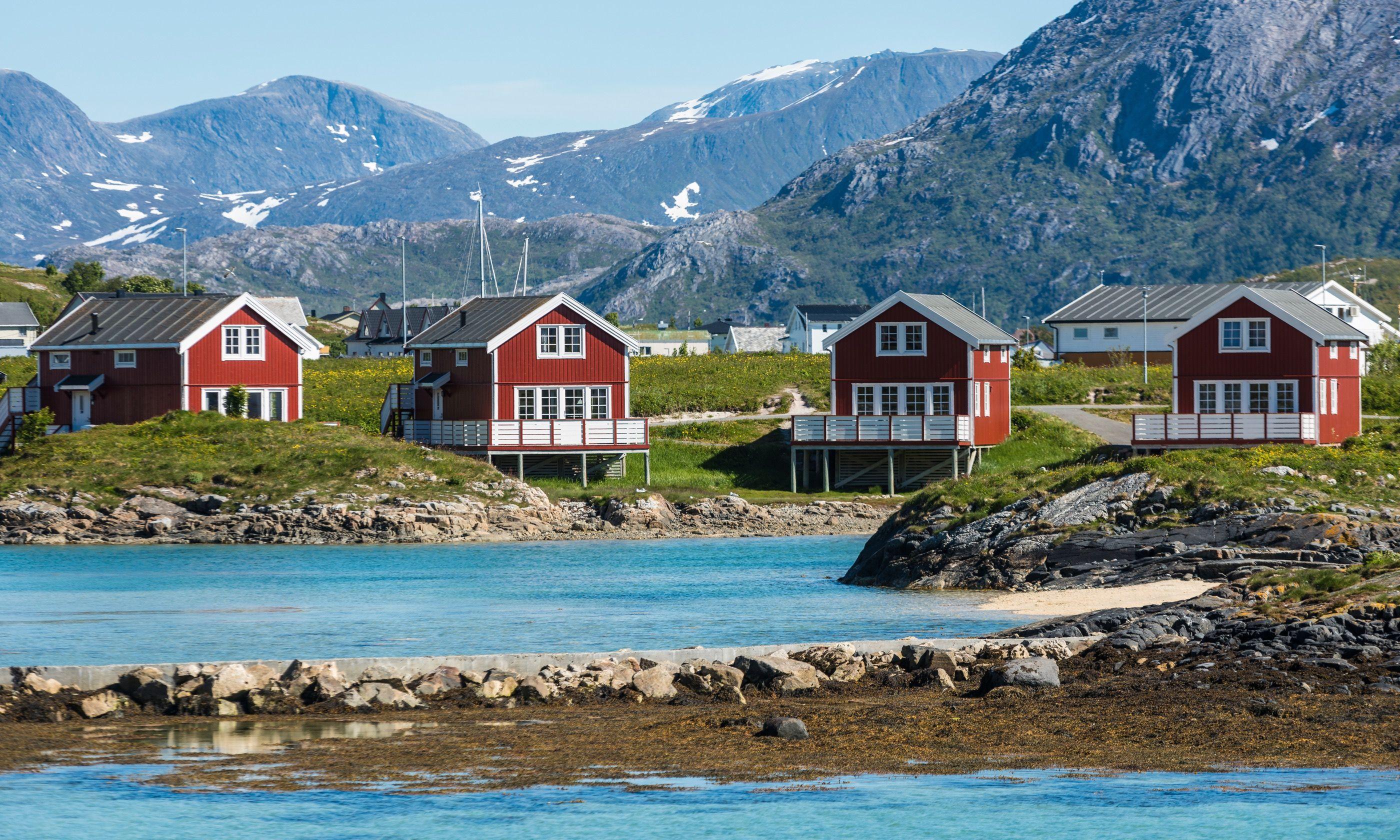 Sommarøy in summer (Shutterstock.com)