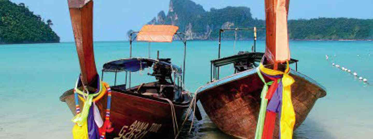 Get off the beaten track in Thailand (dreamstime)