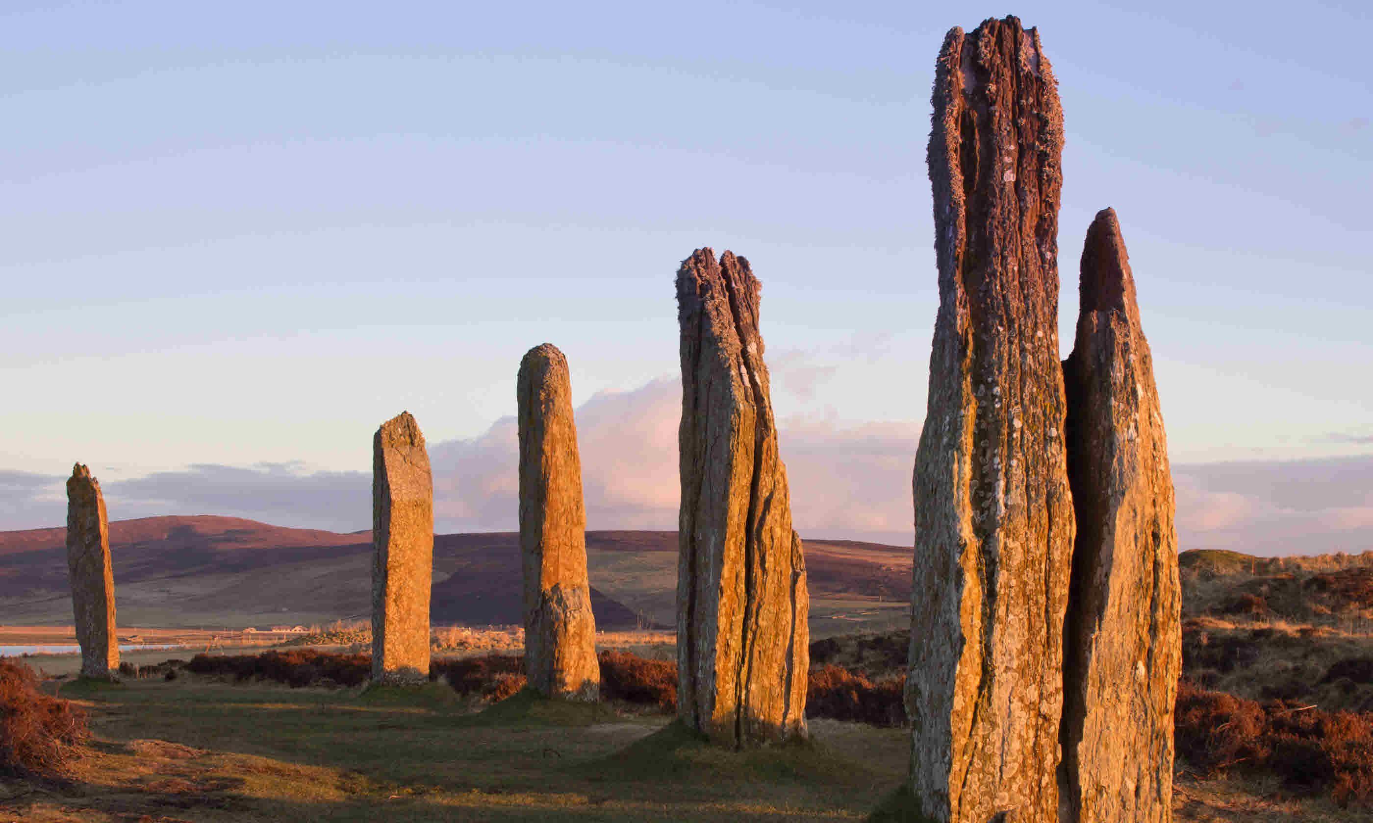 Ring Of Brodgar, Orkney, Scotland (Shutterstock)