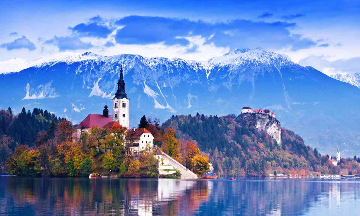 Lake Bled (Dreamstime)