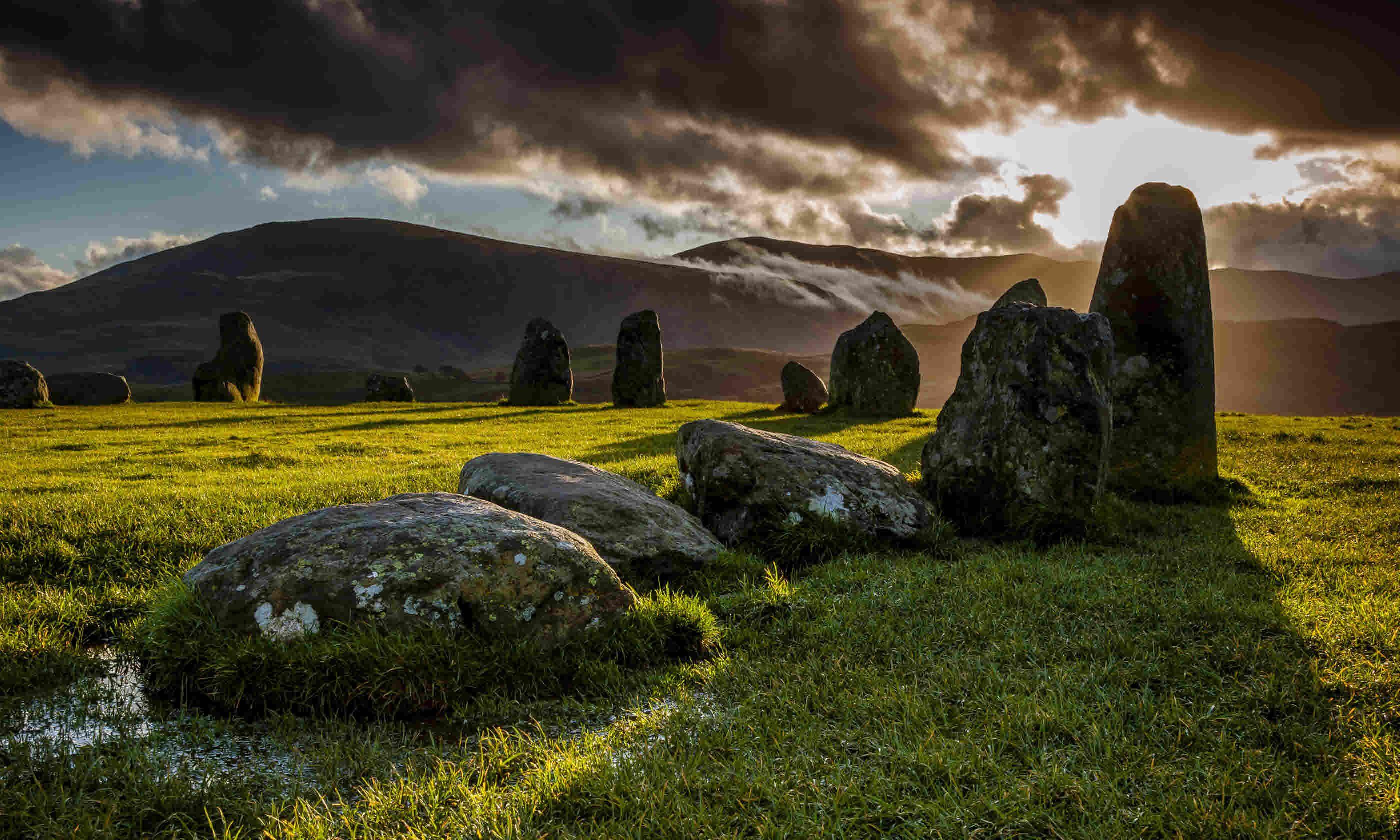 Castlerigg Standing Stones (Shutterstock)