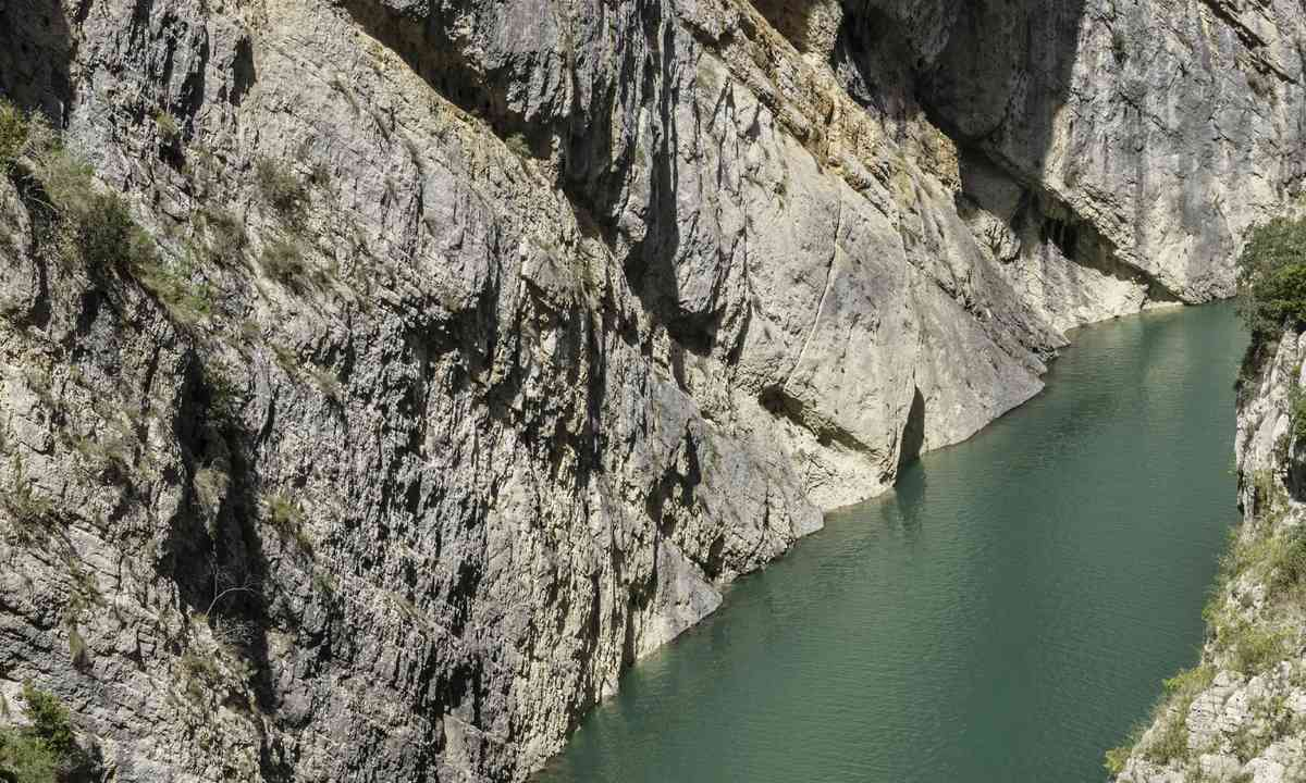 Mont-Rebei Gorge (Dreamstime)