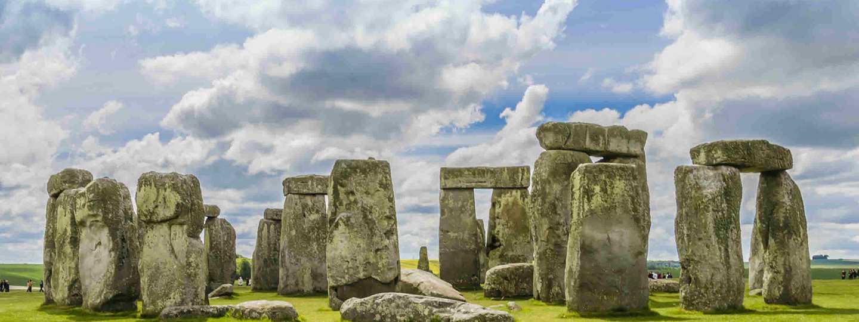 Stonehenge, Wiltshire (Shutterstock)