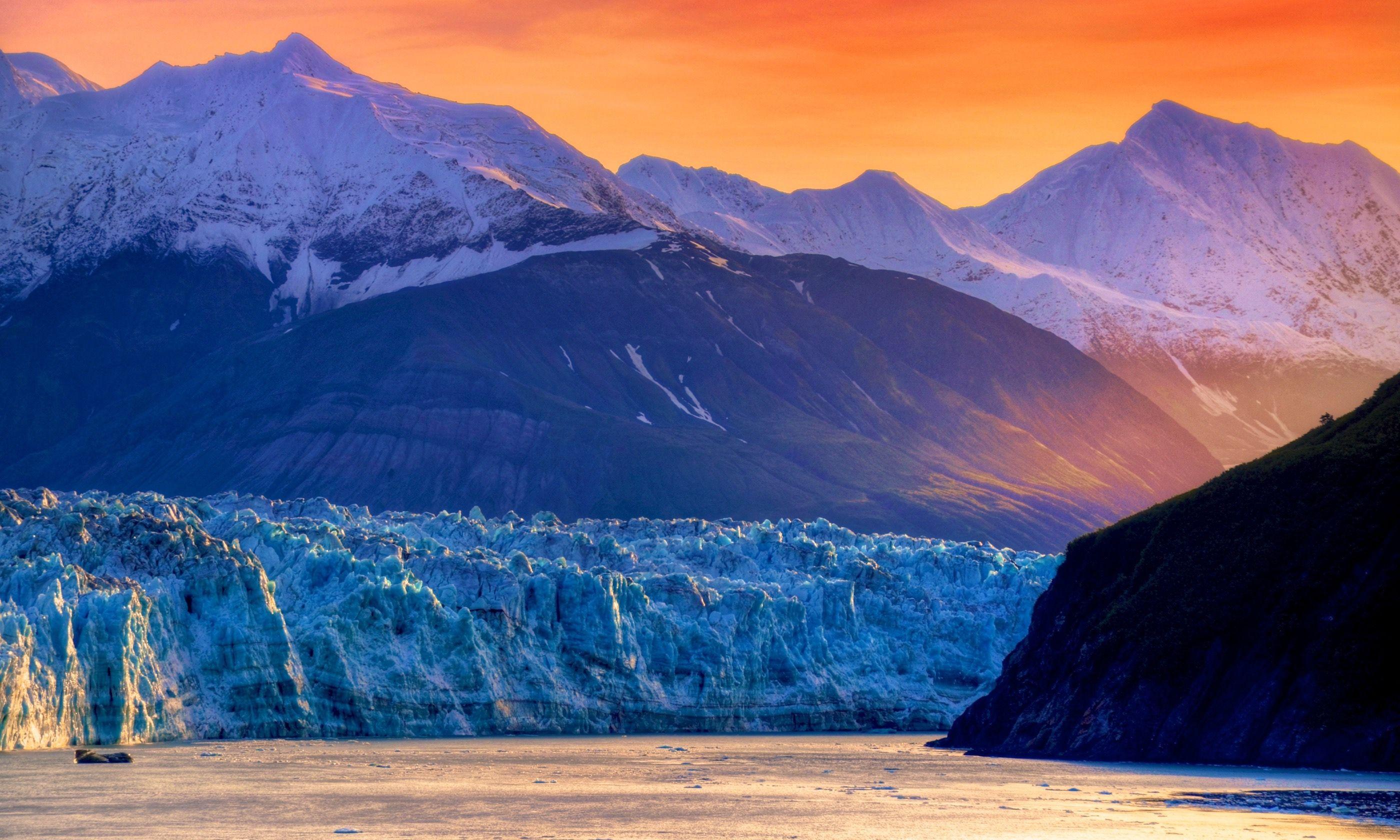 Hubbard Glacier, Alaska (Dreamstime)