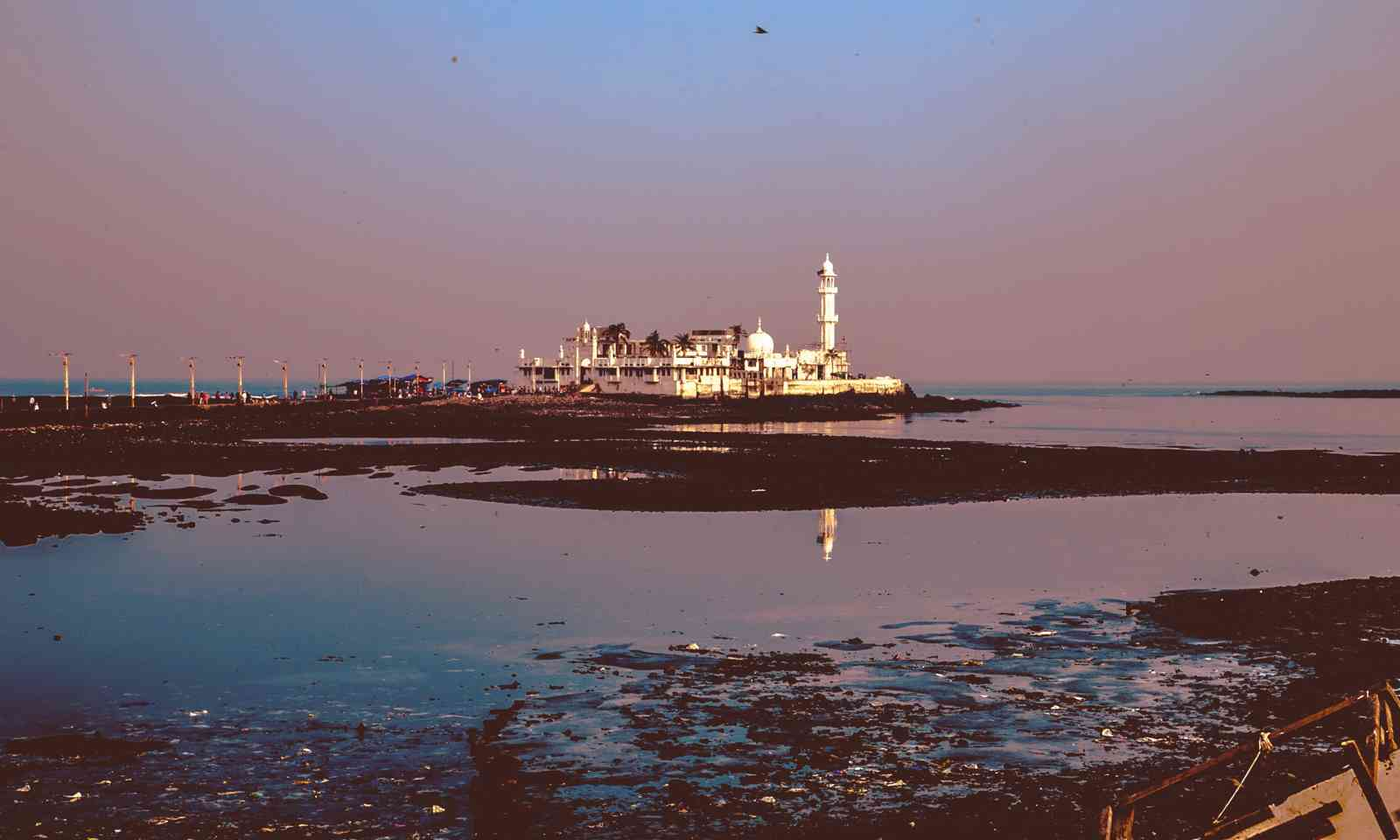 Haji Al Daragh, near Mumbai (Dreamstime)