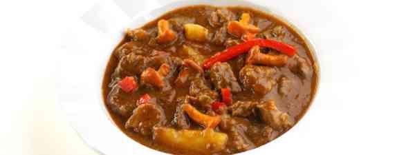 Prekmurje stew (Tomo Jeseničnik)