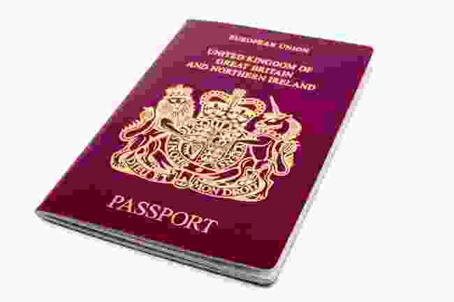 UK passport (Dreamstime)