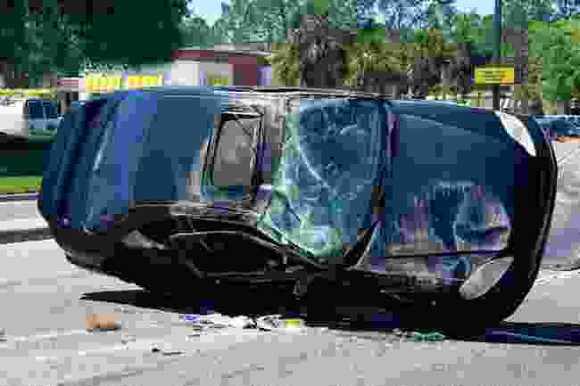 Car accident (Dreamstime)