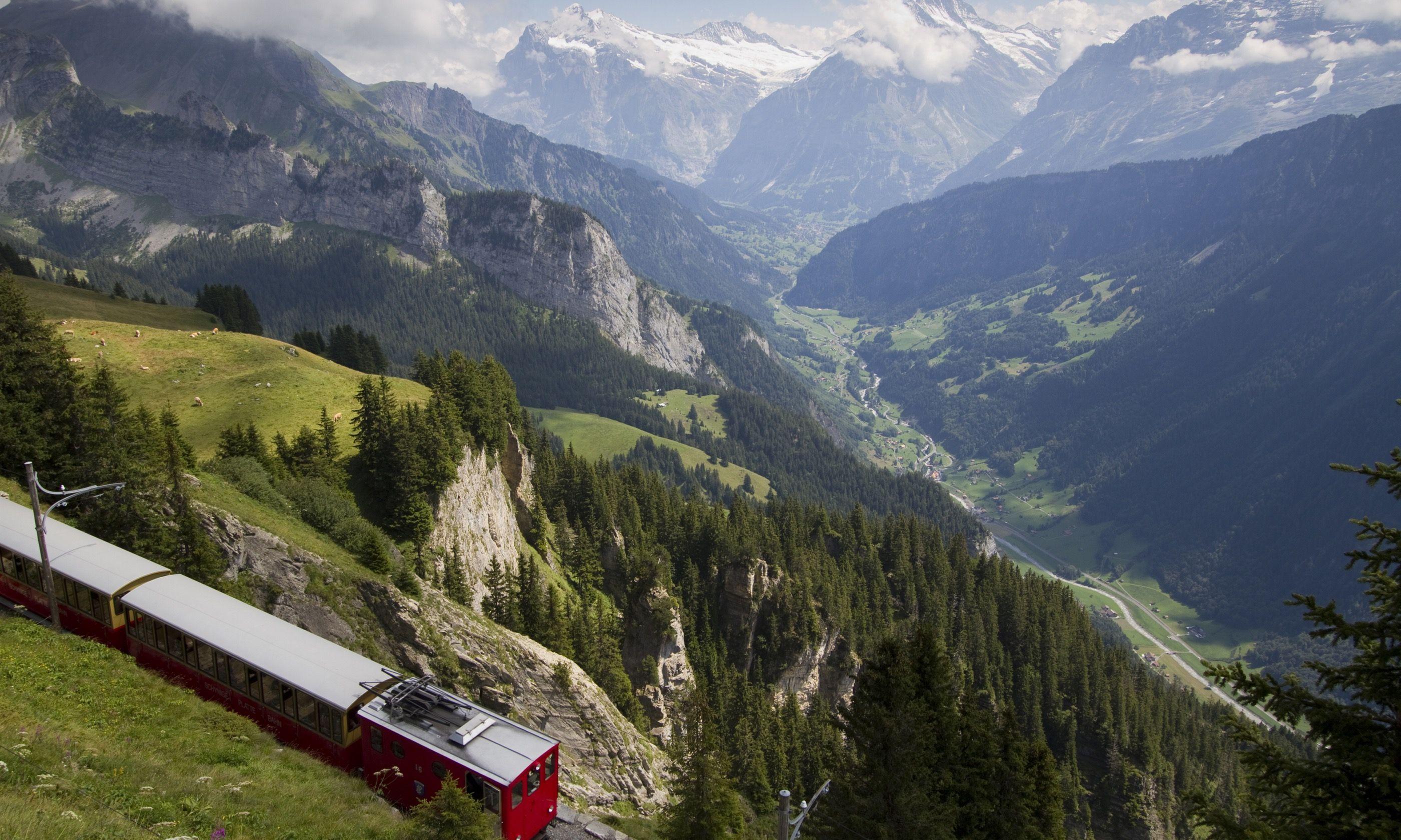 Alpen Express (Dreamstime)