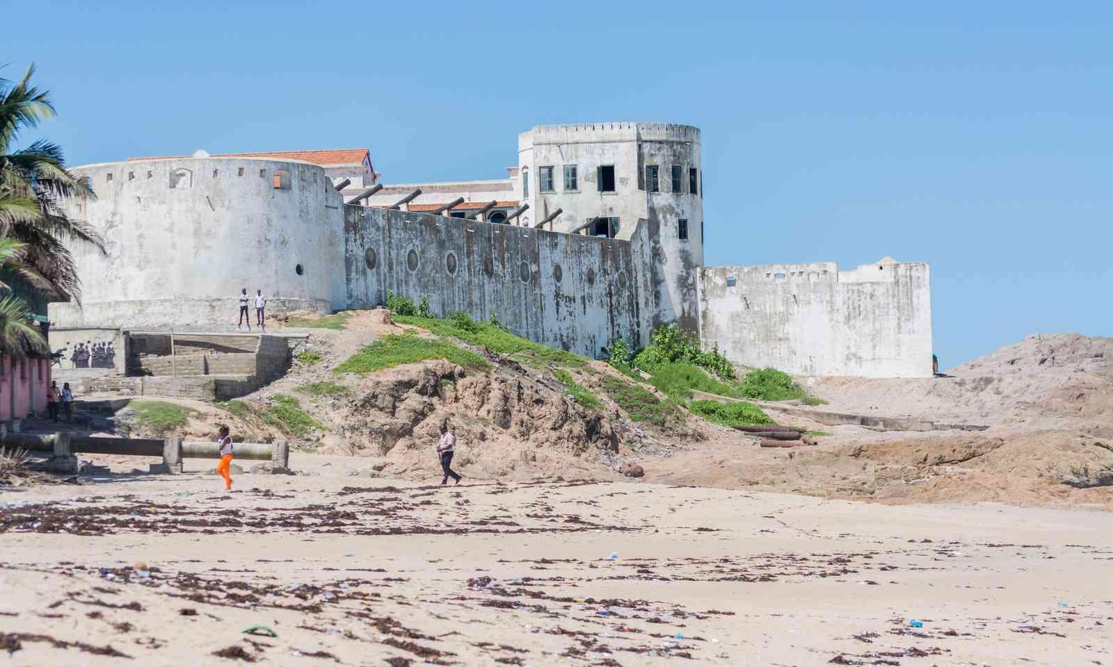 Elmina Castle (Dreamstime)
