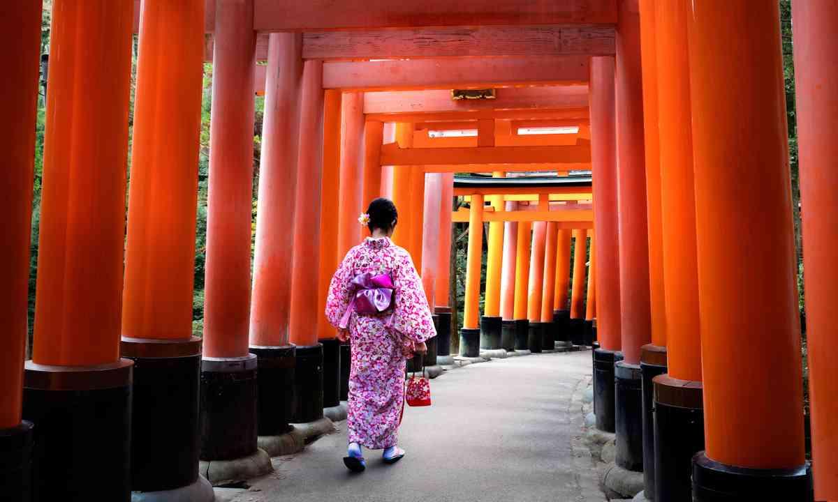 Fushimi Inari Taisha Shrine (Shutterstock.com)
