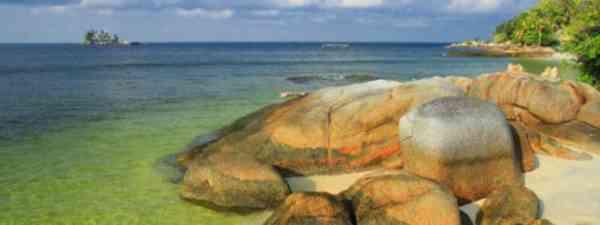 Berhala Island, Borneo