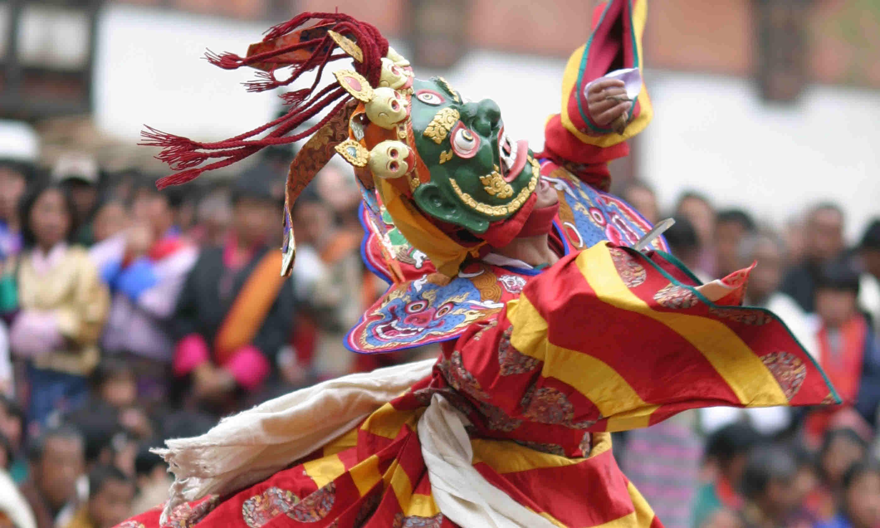 Bhutan Druk Path and Thimpu Festival