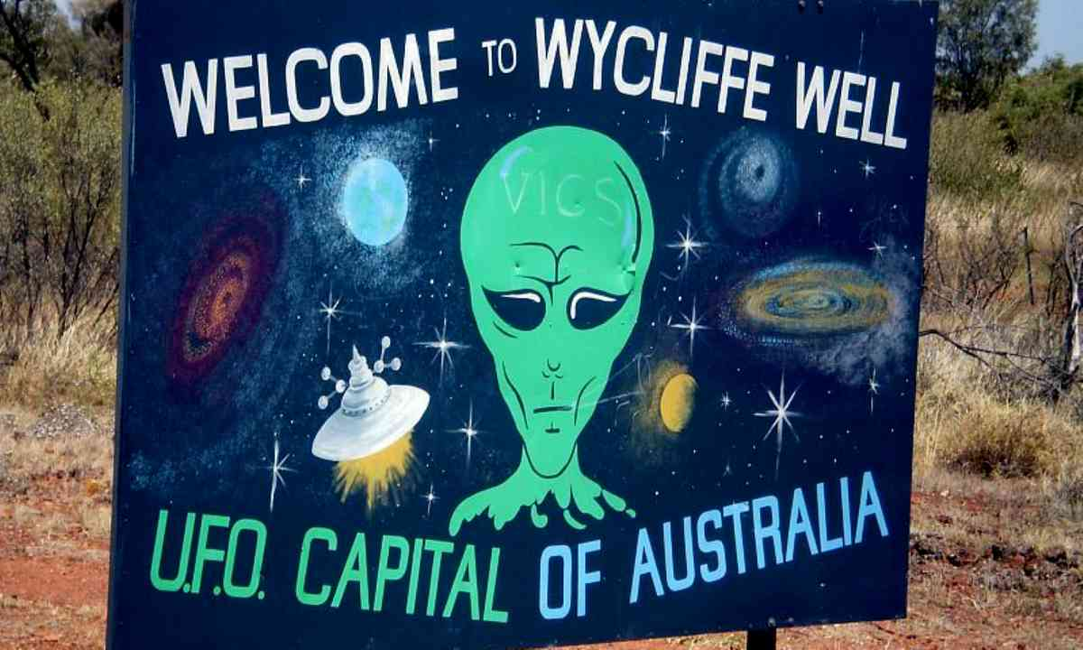 Welcome to Wycliffe Well (Creative Commons)
