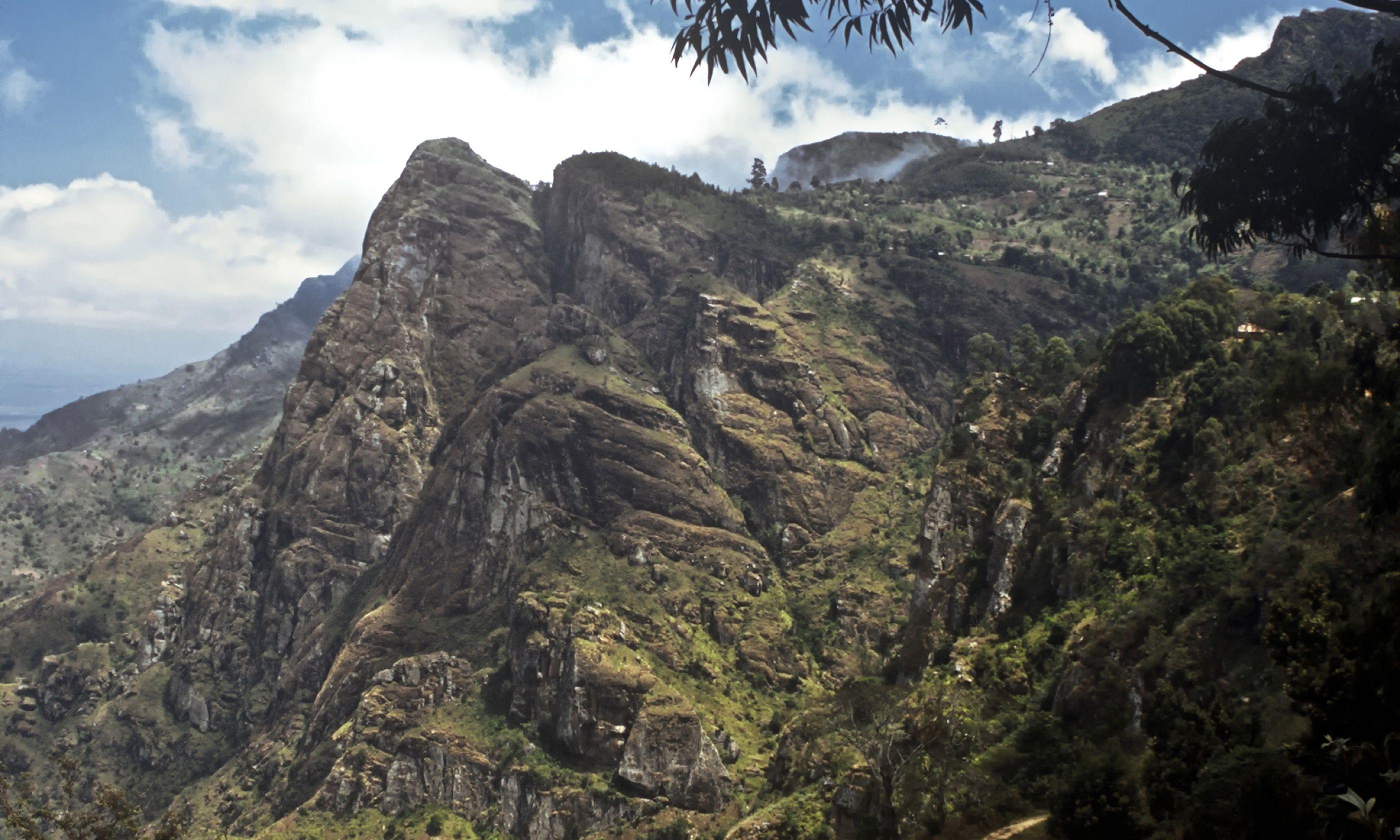 Usambara Mountains (Shutterstock.com)