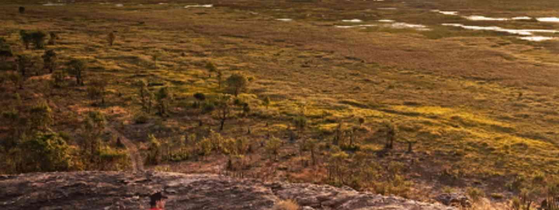 Australia's Northern Territory is vast (Andrew Deer)