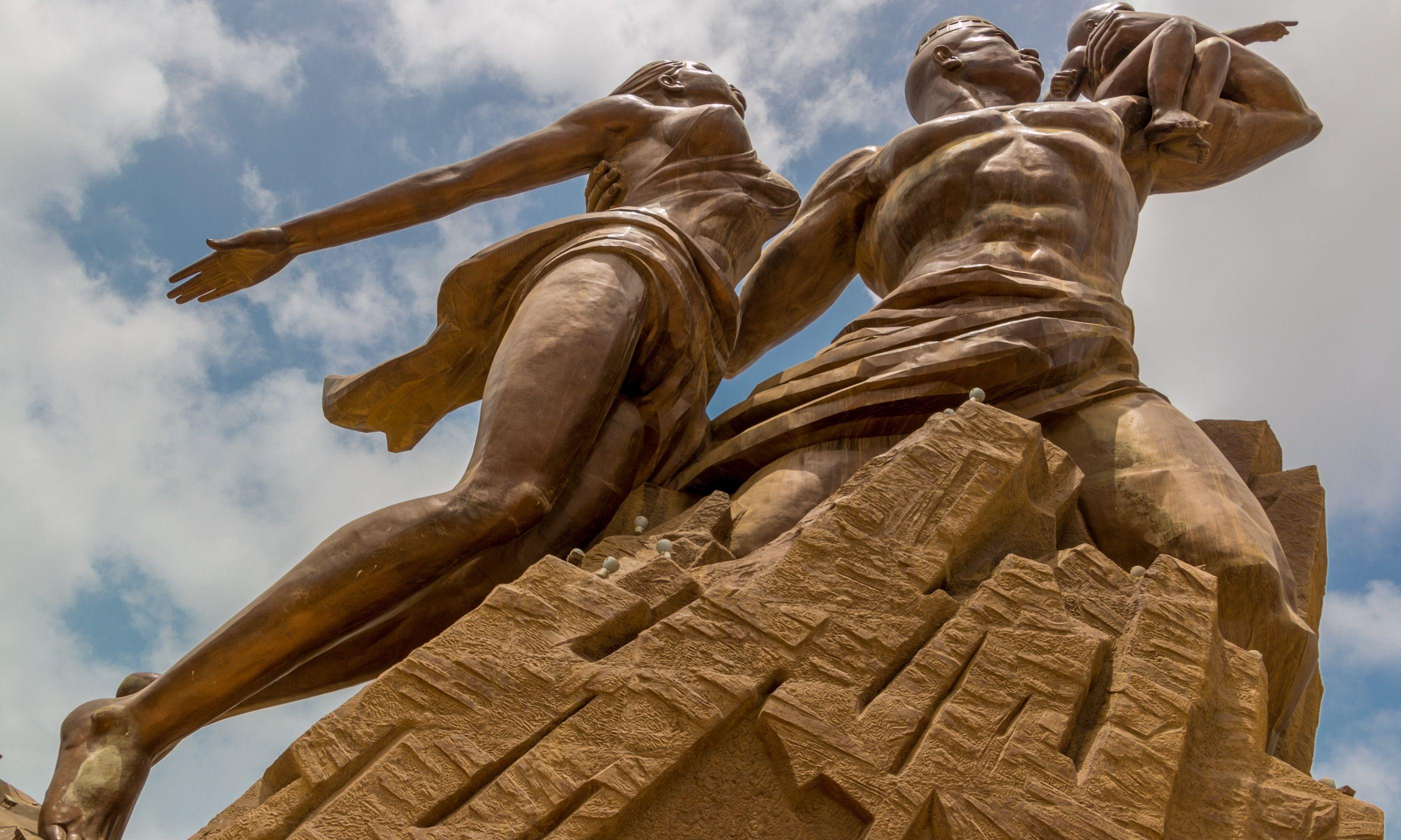 African Renaissance Monument (Shutterstock.com)