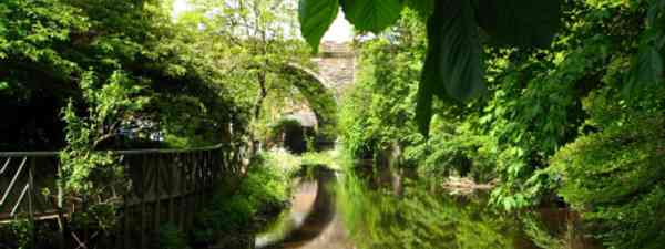 The Water of Leith walkway (isoLord)
